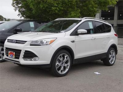 New 2015 Ford Escape Titanium