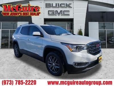 New 2017 GMC Acadia SLT1 AWD