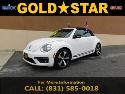 Used 2013 Volkswagen Beetle 2.0T