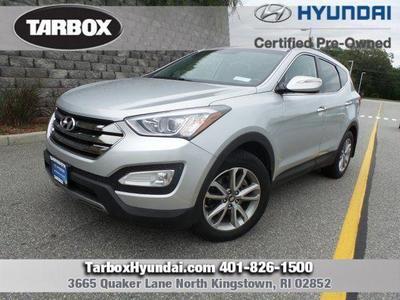 Certified 2014 Hyundai Santa Fe Sport 2.0L Turbo