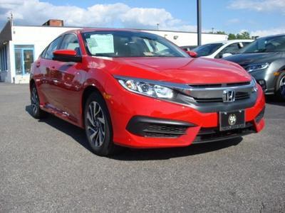New 2017 Honda Accord EX