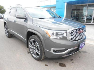 New 2018 GMC Acadia Denali