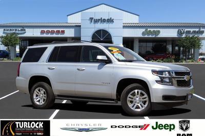 Used 2016 Chevrolet Tahoe LT