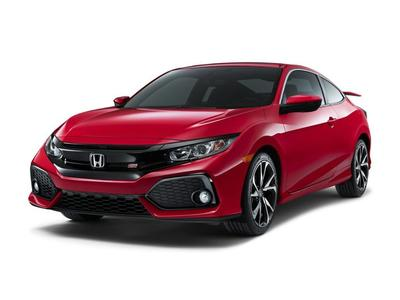 New 2017 Honda Civic Si