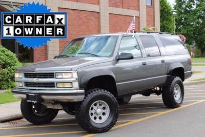 Used 1999 Chevrolet Suburban K1500 LT