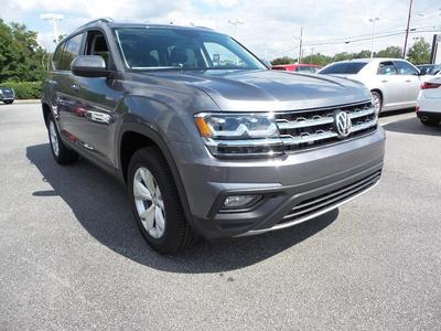 New 2018 Volkswagen Atlas 3.6L SE