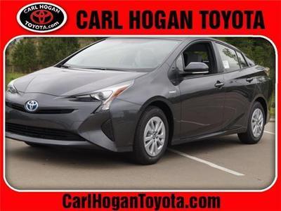 New 2016 Toyota Prius Two