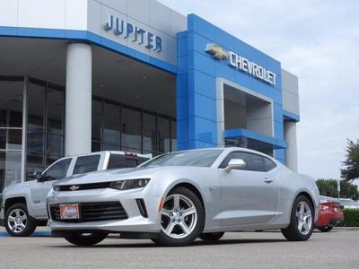 New 2018 Chevrolet Camaro 1LT