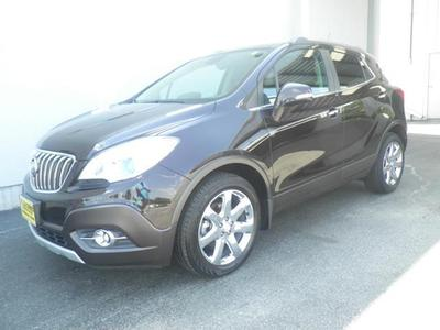 Used 2014 Buick Encore Leather