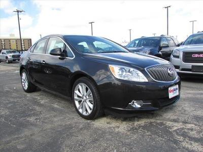 New 2014 Buick Verano Leather Group