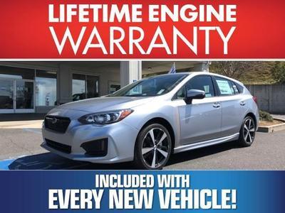 New 2017 Subaru Impreza Sport
