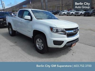 New 2017 Chevrolet Colorado WT