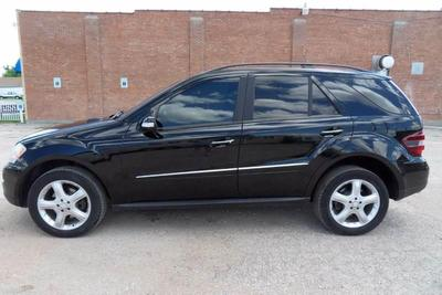 Used 2008 Mercedes-Benz ML 350 4MATIC