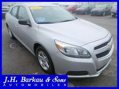 Used 2013 Chevrolet Malibu 1LS