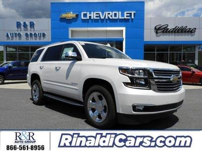 New 2017 Chevrolet Tahoe 4WD
