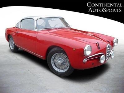 Used 1957 Alfa Romeo 1900