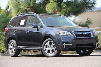 New 2018 Subaru Forester 2.5i Touring