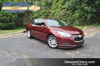 Used 2016 Chevrolet Malibu Limited LT