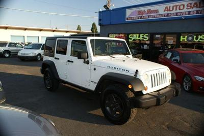 Used 2011 Jeep Wrangler Unlimited Rubicon