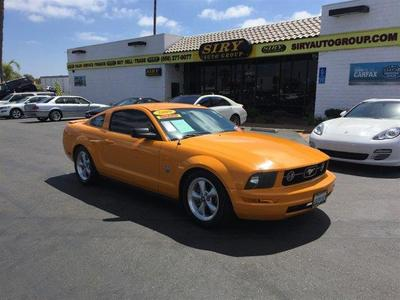 Used 2009 Ford Mustang Premium