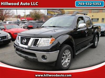 Used 2010 Nissan Frontier LE