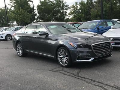 New 2018 Genesis G80 5.0 Ultimate