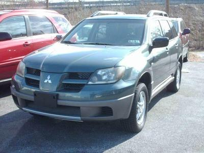 Used 2003 Mitsubishi Outlander LS