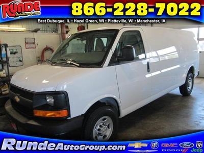 New 2016 Chevrolet Express 3500 Work Van
