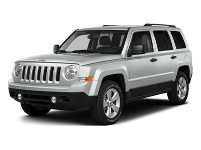 New 2016 Jeep Patriot Sport