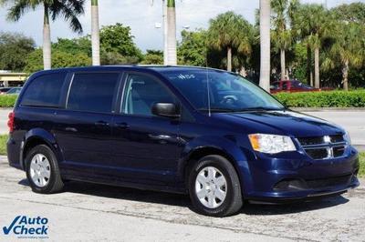 Used 2012 Dodge Grand Caravan SE/AVP
