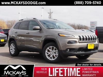 New 2017 Jeep Cherokee Latitude