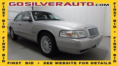 Used 2010 Mercury Grand Marquis LS
