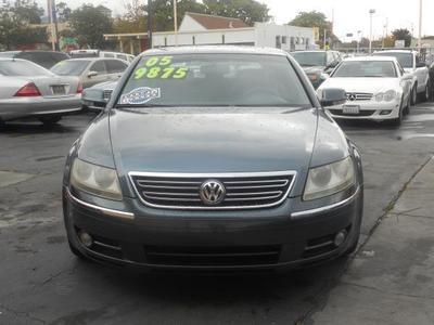 Used 2005 Volkswagen Phaeton V8
