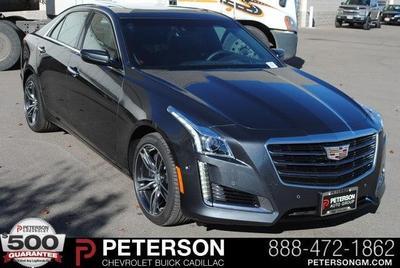 2017 Cadillac CTS 3.6L Twin Turbo V-Sport Premium Luxury