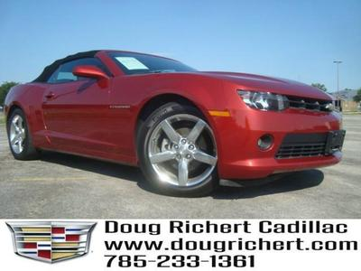 Used 2015 Chevrolet Camaro 1LT