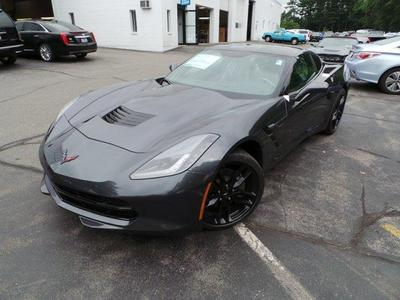 New 2018 Chevrolet Corvette Stingray