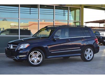 Used 2014 Mercedes-Benz GLK350 4MATIC