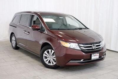New 2017 Honda Odyssey EX-L