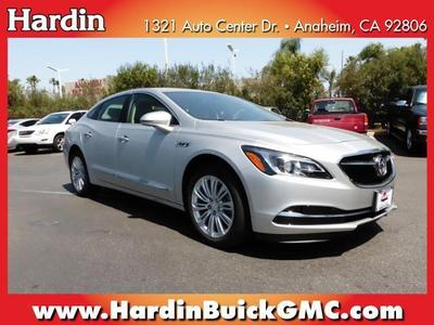 New 2017 Buick LaCrosse Base