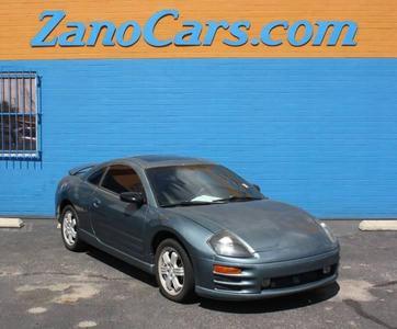 Used 2001 Mitsubishi Eclipse GT