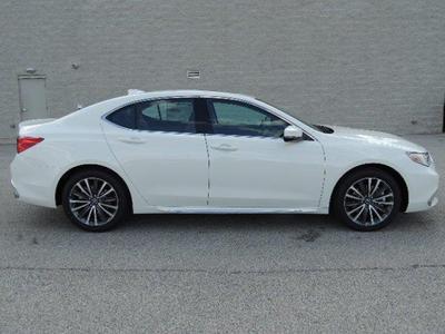 New 2018 Acura TLX V6 Advance