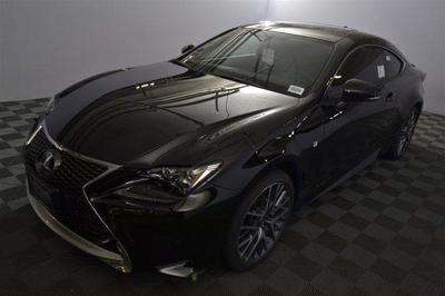New 2016 Lexus RC 350