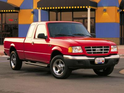 Used 2003 Ford Ranger