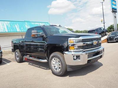 New 2018 Chevrolet Silverado 2500 LT