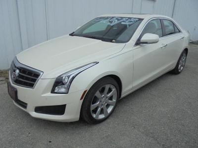 New 2014 Cadillac ATS 2.0L Turbo Luxury