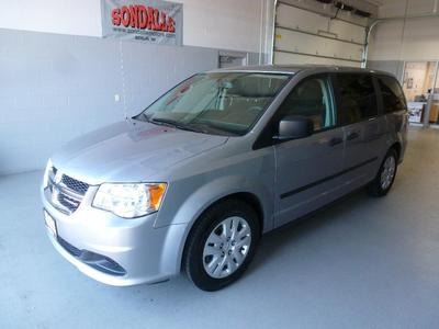 Used 2015 Dodge Grand Caravan AVP/SE