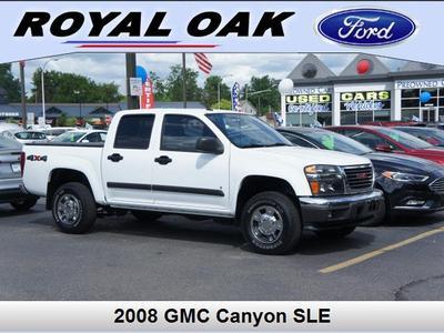Used 2008 GMC Canyon SLE