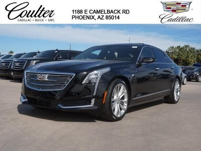 New 2017 Cadillac CT6 3.0L Twin Turbo Platinum