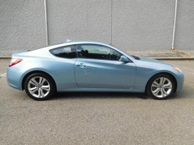 Used 2010 Hyundai Genesis Coupe 3.8