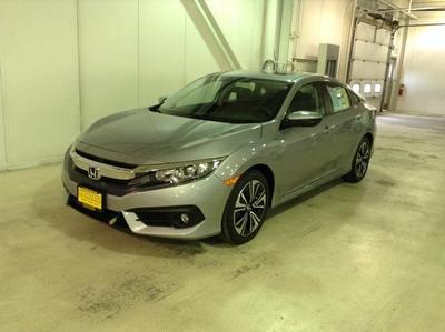 New 2017 Honda Civic EX-T